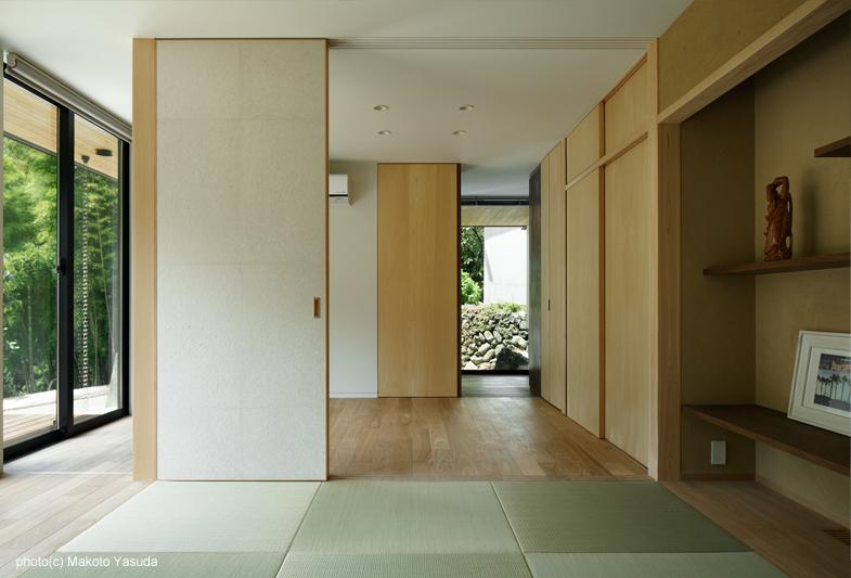 フルハイト戸襖 - 東伊豆・終の住処