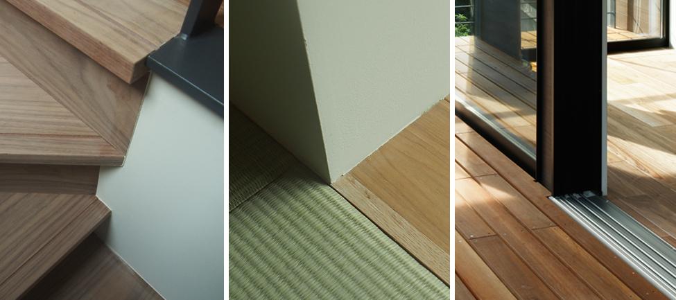 終の住処 造作 ディテール by Kimizuka Architects