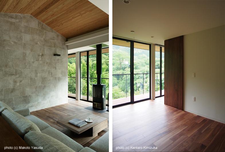 効果的な天井高 by kimizuka architects