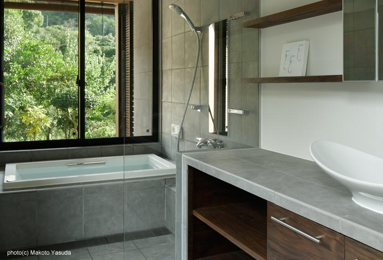 バスルーム - 東伊豆・終の住処