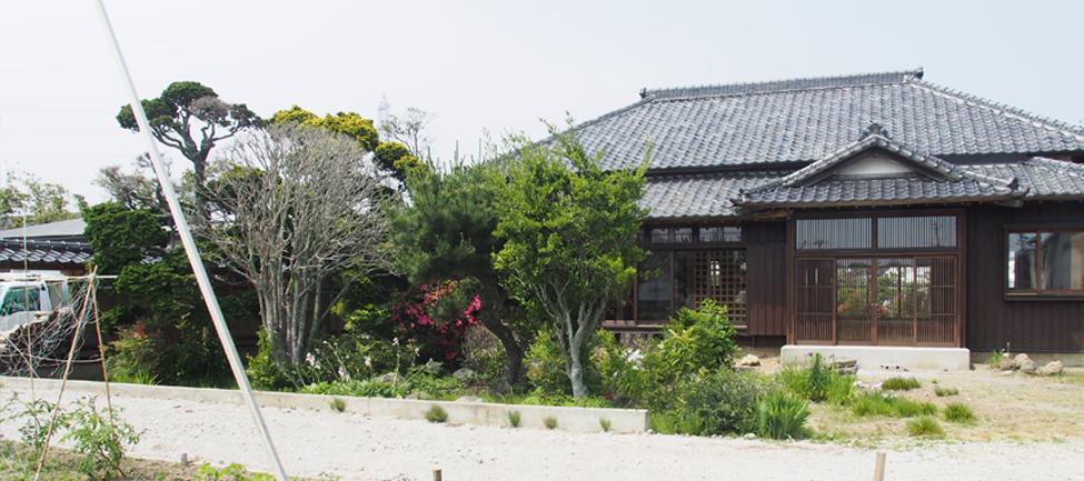 住み継ぐ家 by kimizuka architects