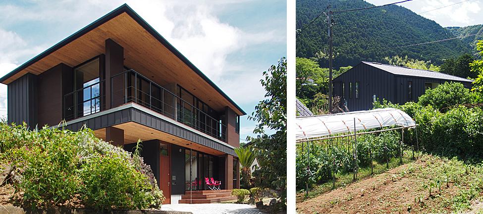 振る舞いの蓄積 から生まれる 趣き by kimizuka architects